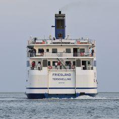 Ms Friesland II #veerdienst #Waddenzee #doeksen @RederijDoeksen #Terschelling #Harlingen (credits foto: Jeroen Vriend)