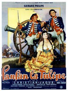 """Fanfan la Tulipe"" - Christian-Jaque (1952) - Poster"