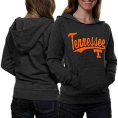 Tennessee Volunteers Ladies Script One Hoodie - Black