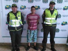 Capturado en Santa Rosa de Cabal por concierto para delinquir y porte y tráfico de estupefacientes