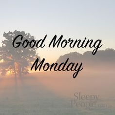 Greet your Monday morning with a smile... #MondayMotivation