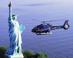 Go on a helicopter ride in NYC
