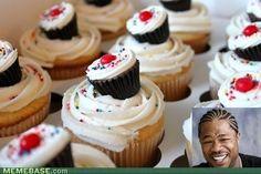 I heard you like cupcakes...