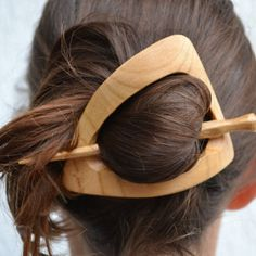 Hair stick Honeycomb Hair Pin, Womens Gift, Mom Wife Gift, Wood carving Bee Hair Barrette Haarstab Shawl, handmade hairpin for summer day Hair Barrettes, Hair Clips, Wooden Gifts For Her, Christmas Fabric Crafts, Arm Hair, Mom Hairstyles, Handmade Hair Accessories, Hair Sticks, Gifts For Wife