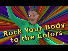 Here are some fun, free songs that teach kids the colors! There are songs to sing, songs to dance to, and songs for interaction. Preschool Colors, Preschool Music, Preschool Library, Songs To Sing, Kids Songs, Dance Sing, Teaching Kids, Kids Learning, Jack Hartmann
