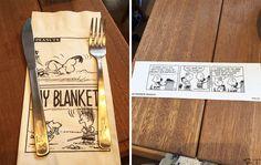 スヌーピー・ミュージアムCafe Blanket - カフェ   SNOOPY MUSEUM TOKYO