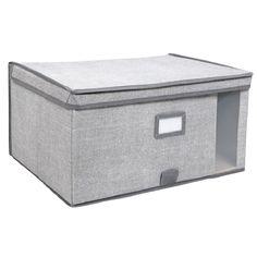 1000 ideas about boite de rangement plastique on for Fenetre grise