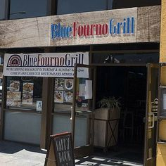 Find us at406 University Ave. Suite B San Diego, CA 92103  #bluefournogrill #sandiego #Mediterranean #food #fresh #healthy #local