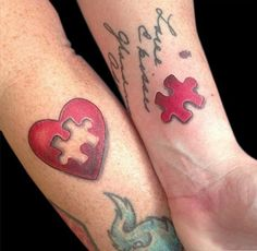 Best Matching Tattoos For Couple