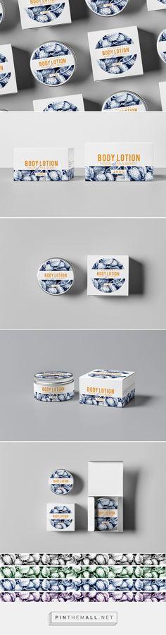 Body Lotion Packaging by Vương Huỳnh Hoài Nhân
