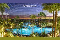 Budują Park of Poland pod Warszawą - (Mszczonów) . Wielki aquapark i tropikalna wyspa