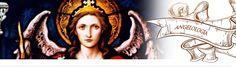 """ARCANGELO MICHELE """"CHI E' COME DIO"""".     E ci fu una battaglia nel cielo: Michele e i suoi angeli combatterono contro il dragone. Il dragone e i suoi angeli combatterono ma non vinsero, e per loro non ci fu più posto nel cielo. Il gran dragone, il serpente antico, che è chiamato diavolo e Satana, il seduttore di tutto il mondo, fu gettato giù; fu gettato sulla terra, e con lui furono gettati anche i suoi angeli.     (Apocalisse 12:7-9)"""