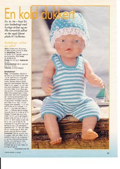 Billede: Love Knitting Patterns, Baby Cardigan Knitting Pattern Free, Baby Knitting, Ag Dolls, Reborn Dolls, Girl Dolls, Knitting Dolls Clothes, Knitted Dolls, Barbie Clothes Patterns