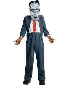 Frankenstein costume from Hotel Transylvania 2