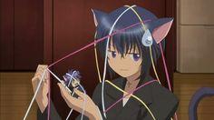 Ikuto and Yoru