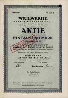 Weilwerke-Frankfurt-1921-Torpedo-Fahrraeder-Karlsruhe-1000-M-Schreibmaschinen