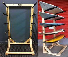 Boat Channel Boardracks - Custom surfboard racks | BOARDRACKS
