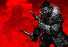 The Art Showcase — Darkest Dungeon by biggie frank Sci Fi Fantasy, Dark Fantasy, Character Art, Character Design, Indie, Darkest Dungeon, Dark Souls 3, Knight Art, Dungeons And Dragons