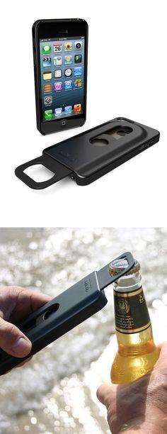 iPhone5 Case w/ bottle opener
