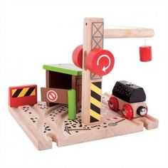 Buy Coal Mine from our Railway Accessories range at Bigjigs Rail. Award winning toys for every step of the way. Speed Fun, Coal Mining, Train Car, Toy Sale, Wooden Toys, Ebay, Brio, 3 Years, Trucks