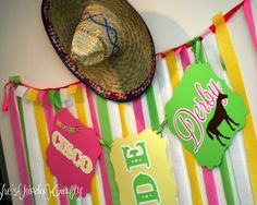 Kentucky Derby meets Cinco de Mayo perfect for this year!