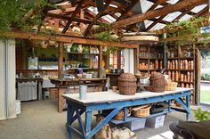 Philo Apple Farm in the Anderson Valley - Philo, California. From the Spotted SF blog.