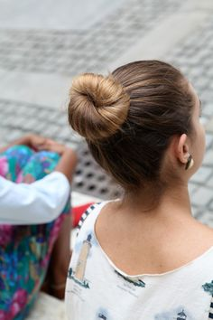 New York Fashion Week street style hair trends - Page 1