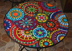 Mosaic Art, Mosaic Glass, Stained Glass, Painting & Drawing, Stepping Stones, My Design, Mandala, Photos, Rugs