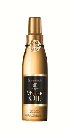 L'Oréal Professionnel Mythic Oil - Couture Edition by Dilek Hanef - Nourishing Oil 125ml.