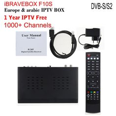 86.88$  Watch here - http://aliuh0.shopchina.info/go.php?t=32806200694 - iBRAVEBOX F10S Full HD 1080P DVB-S2+1000+ 1 Year IPTV Digital Video Broadcasting Satellite Receiver with 1300+channels receiver 86.88$ #buymethat
