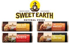 Product Review + Giveaway: Sweet Earth Natural Foods