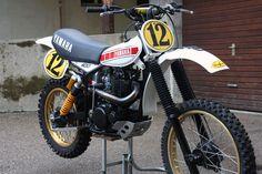 Yamaha XT 400 thumper MX