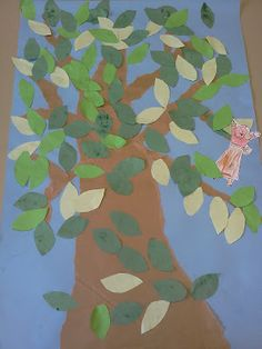 Ideas for teaching Zacchaeus to 3-5s involving lots of play and talk!