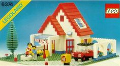 Thousands of complete LEGO building instructions by theme. Here you can find step by step instructions for most LEGO sets. All of them are available for free. Classic Lego Sets, Lego Club, Free Lego, Lego System, Lego Blocks, Vintage Lego, Lego Storage, Star Wars Minifigures, Lego Models
