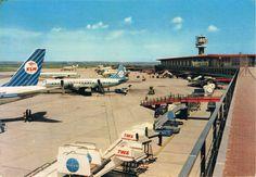 Rome's Fiumicino Intercontinental Airport 'Leonardo da Vinci'