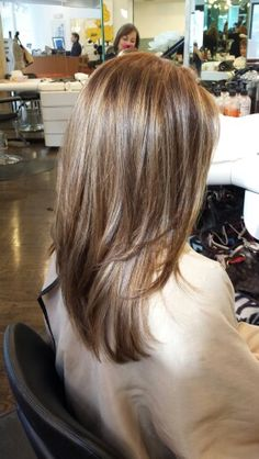 Ombre hair by Helene