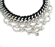 Luxe Crystal Necklace