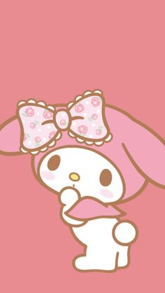 You Deserve Love Sanrio Wallpaper, My Melody Wallpaper, Hello Kitty Wallpaper, Rose Wallpaper, Beautiful Wallpapers For Iphone, Balloons Galore, Bambi Disney, Kawaii Background, Hello Kitty Accessories