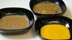 Jídla se rozhodl připravit ve třech variantách, jen moučník v dvou!