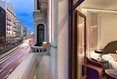 Proyecto de decoración integral del Hotel H10 Torre de la Reina (Madrid). Diseñado por el prestigioso decorador Lázaro Violán de la Rosa y fabricado por Guadarte.  Integral decoration project of the Hotel H10 Torre de la Reina (Madrid). Designed by the prestigious decorator Lázaro Violán de la Rosa and made by Guadarte.