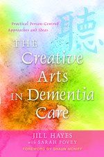The Creative Arts in Dementia Care: Practical Person-Centred Approaches and Ideas | Until August 31, 2013, JKP has set up the code ARTX13 for the Art Therapy Alliance community to receive a 20% discount on this title at checkout through www.jkp.com or mentioned when calling JKP's toll-free warehouse (1-866-416-1078).