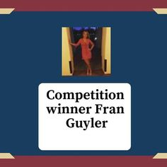 This is the winner of our Christmas Competition well done fran Guyler
