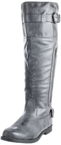 Madden Girl Women's Rickki Knee-High Boot >>> Want to know more, click on the image.