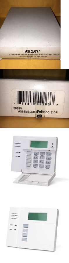 Security keypads 115944 honeywell ademco 6150rf wireless fixed security keypads 115944 ademco honeywell 5828v 5828 v wireless fixed english keypad w voice sciox Image collections