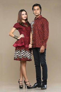 Ngu His and hers batik
