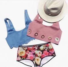 Clover Canyon Swim   | Ophelia Swimwear |  | Seacrest, FL & Seaside, FL | www.opheliaswimwear.com