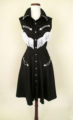 Patsy Cline Western Dress