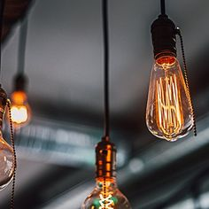Works with I Like That Lamp DIY wiring kits: Dimmable Vintage Antique Style Edison Bulb 40W Incandescent  Squirrel Cage Filament