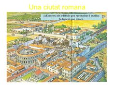 Activitat sobre una ciutat romana by ferranarizcun via slideshare