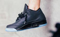 """Black Air Jordan 3 """"5Lab3"""""""